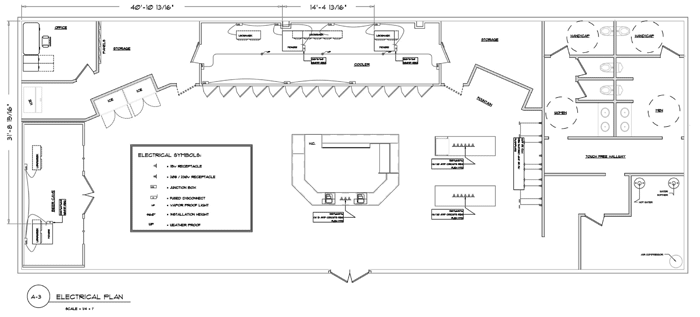 Convenience Store Design Company: Convenience Store Floor Plan ...