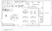 Convenience store design consultants jaycomp for Retail store floor plan maker